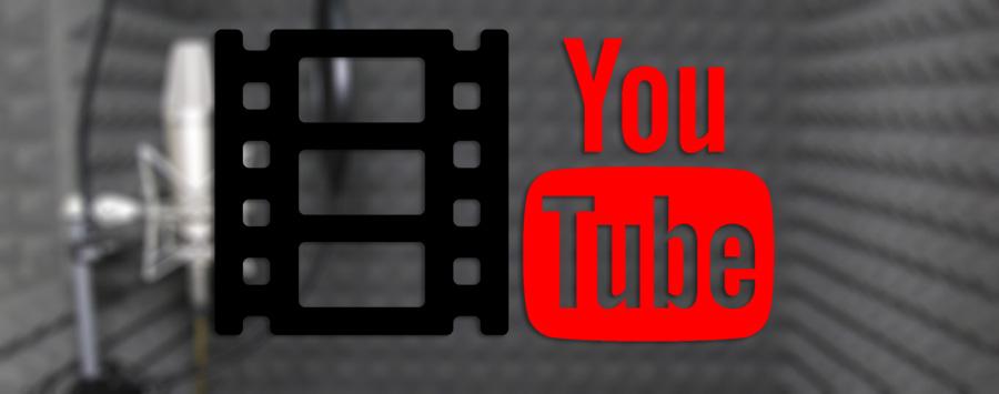 Дикторская озвучка ролика на Ютуб - основное правило!