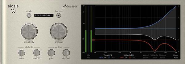 Эффект динамической обработки - Деэссер (Deesser)