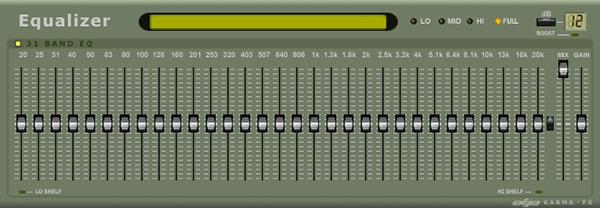 Частотная корректировка голоса - эквалайзеры и частотные фильтры